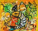 """Lure"" by Adu Gindy [SOLD]"